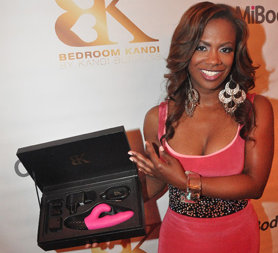 Bedroom Kandi By Simplybkpleasures Home: Kandi Burruss Selling Sex Toys Door-to-Door