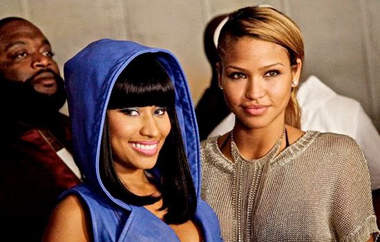 "nicki minaj cassie boys NEW MUSIC: Nicki Minaj ft. Cassie – ""Boys"""