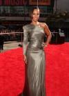 Alicia Keys on the red carpet of the 2012 MTV VMAs