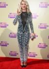 Rita Ora on the red carpet of the 2012 MTV VMAs
