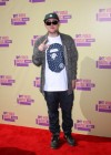 Mac Miller on the red carpet of the 2012 MTV VMAs