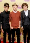 One Direction on the red carpet of the 2012 MTV VMAs