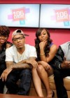 "BET 106 & Park's New Hosts - Miss Mykie, Bow Wow, Kimberly ""Paigion"" Walker and Shorty Da Prince"