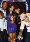 "Shorty Da Prince, Kimberly ""Paigion"" Walker, Miss Mykie and Bow Wow - BET 106 & Park's New Hosts"