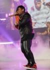 Missy Elliott performs at the 2012 BET Hip-Hop Awards