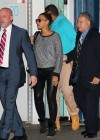 Beyonce & Jay-Z have dinner at Gorgio Ristorante in Battery Park, New York City
