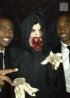 Chris Paul, Snoop Dogg and Chauncey Billups (Halloween 2012)