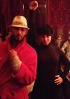 Swizz Beatz and Alicia Keys (Halloween 2012)