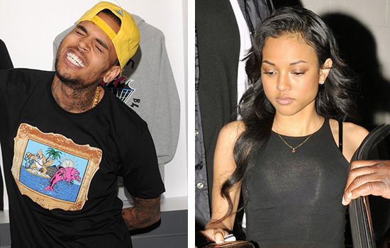 Who is dating chris brown right now
