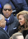 Beyonce, Jay-Z and Al Sharpton: 2013 Inauguration