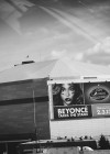 Beyonce rehearsing for Super Bowl Halftime Show performance