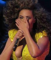 Beyonce New Year's Eve (2012/2013) concert at Wynn hotel in Las Vegas