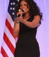 Jennifer Hudson sings at 2013 Inaugural Ball