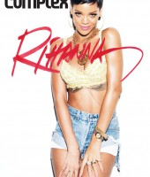 Rihanna covers February/March 2013 Complex Magazine