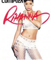 Rihanna covers February/March 2013 Complex Magazine