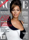 Beyonce on the cover of Vogue Magazine March 2013