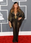 Tamia on the red carpet at the 2013 Grammy Awards