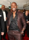 Tyrese on the red carpet at the 2013 Grammy Awards