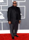 Marvin Sapp on the red carpet at the 2013 Grammy Awards