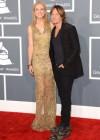 Keith Urban & Nicole Kidman on the red carpet at the 2013 Grammy Awards