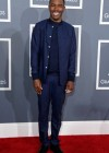Frank Ocean on the red carpet at the 2013 Grammy Awards