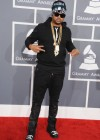 The Dream on the red carpet at the 2013 Grammy Awards