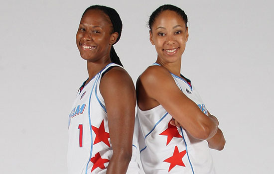 Former WNBA Star Chamique Holdsclaw Facing 65-Year Prison ...
