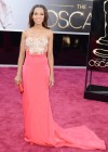 Kerry Washington: Oscars 2013 red carpet