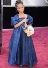Quvenzhane Wallis: Oscars 2013 red carpet