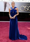 Robin Roberts from Good Morning America: Oscars 2013 red carpet