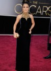 Salma Hayek: Oscars 2013 red carpet