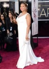 Queen Latifah: Oscars 2013 red carpet