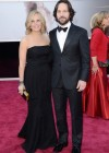 Paul Rudd and his wife Julie Yaeger: Oscars 2013 red carpet