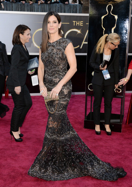 Sandra Bullock: Oscars...