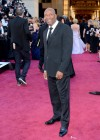 John Singleton: Oscars 2013 red carpet