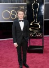 Daniel Radcliffe: Oscars 2013 red carpet