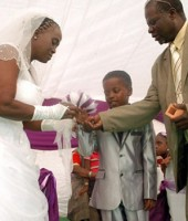 8-year-old boy in Africa marries 61-year-old woman