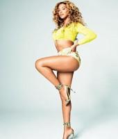 Beyonce: Shape Magazine (April 2013)