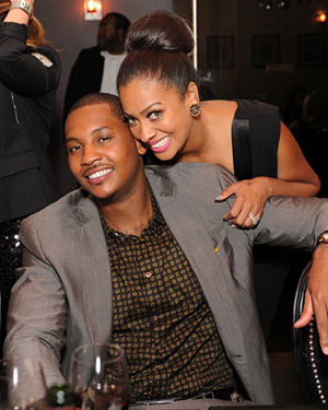 """20000 Mile Lease >> Carmelo Anthony and Lala Are Moving Back In Together After That Whole """"Honey Nut Cheerios"""" Thing"""