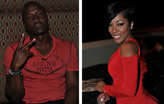 Love & Hip Hop Atlanta's K. Michelle and Kirk Frost Trade ... K Michelle 2013 Instagram