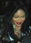 Lil Kim in New York City - March 6 2013