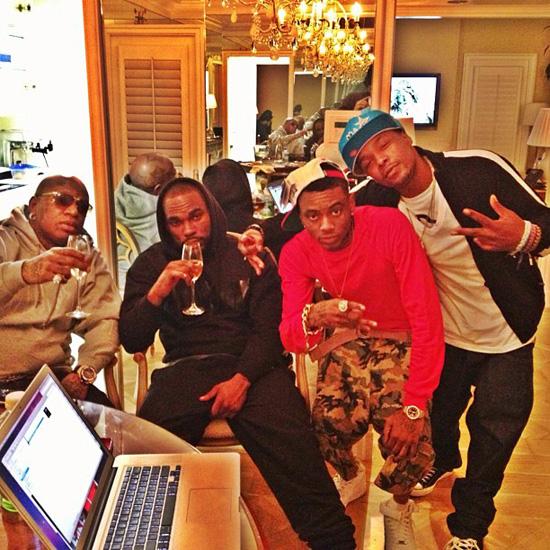 Rich Gang Soulja Boy Soulja Boy with...