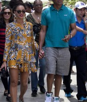 Beyonce & Jay-Z celebrate fifth wedding anniversary in Cuba