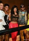 "DJ Traci Steele, Ariane, Joseline, Stevie J and Mimi at the ""Love & Hip Hop Atlanta"" Season 2 Premiere Party"