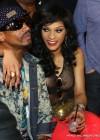 "Stevie J and Joseline at the ""Love & Hip Hop Atlanta"" Season 2 Premiere Party"
