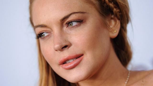 Lindsay Lohan Can Take... Lindsay Lohan