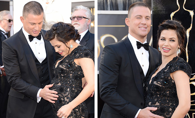 Channing Tatum and Wif... Channing Tatum Wife