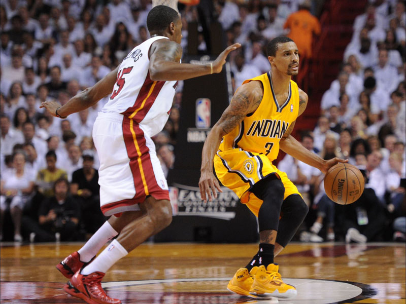 Miami Heat vs. Indiana Pacers: Game 7 (2013 NBA Playoffs)
