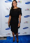 Rosario Dawson at the Samsung Hope for Children Gala in New York City