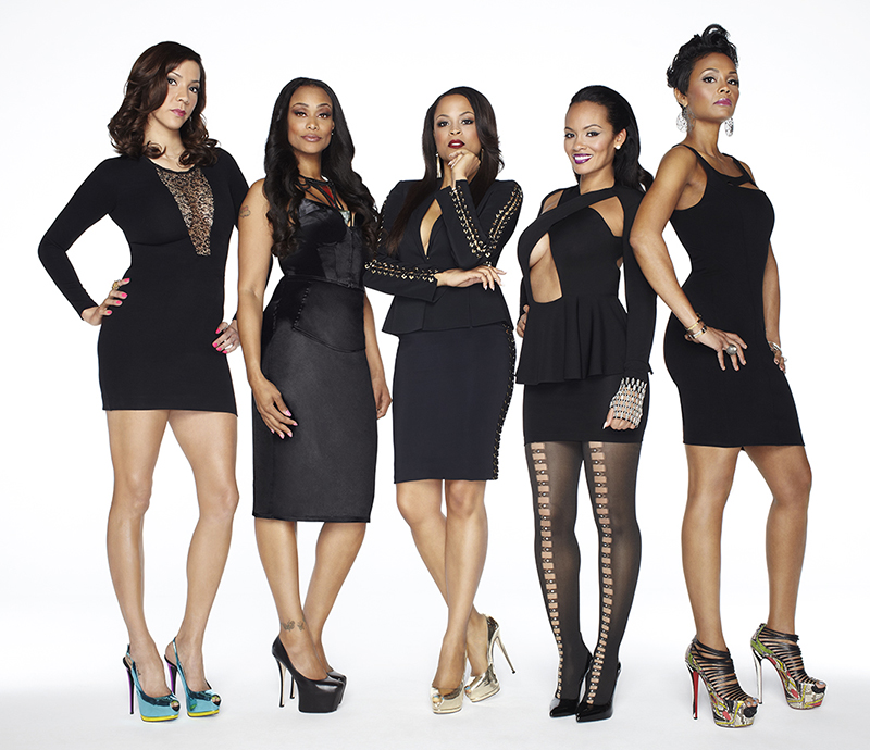 """Here is the Cast of """"Basketball Wives"""" Season 5"""